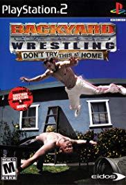 backyard wrestling cover